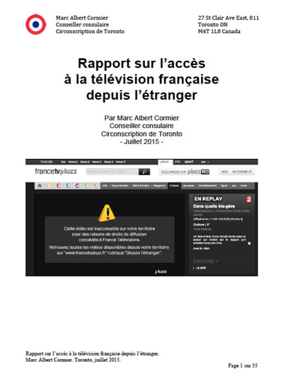 rapport-tele