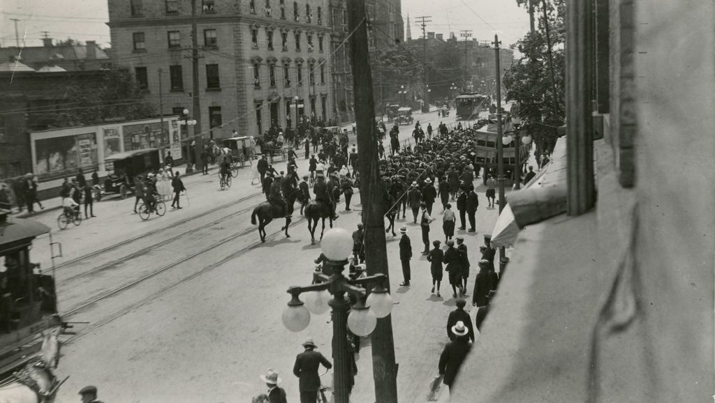 Photo des Dlables Bleus à Ottawa : Bytown Museum | Musée Bytown